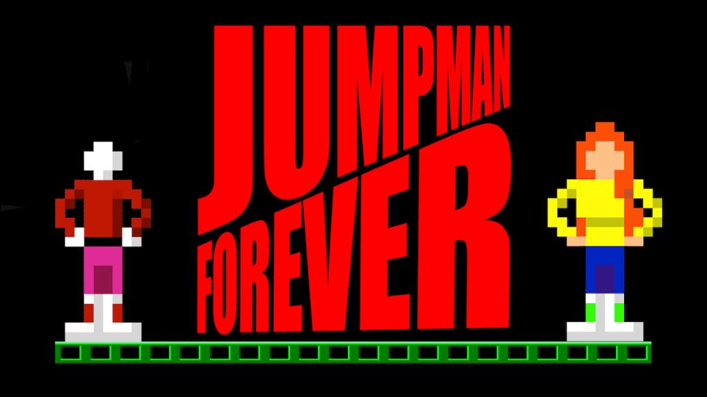 Jumpman Forever Banner